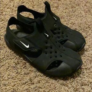 Nike swim shoes
